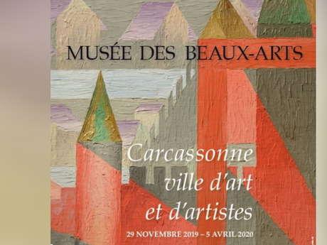 EXPO - CARCASSONNE VILLE D'ART ET D'ARTISTES