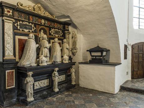 Chapelle funéraire des Seigneurs de Boussu