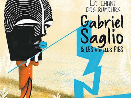 Ciné-concert Gabriel Saglio et Les Vieilles Pies