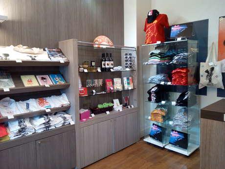 Boutique de l'Office de Tourisme