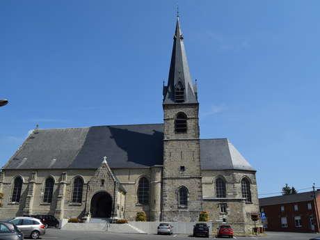 De Open Monumentendagen - De Kerk van Saint-Gery in Baudour