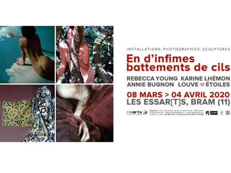 EXPO - EN D'INFIMES BATTEMENTS DE CILS