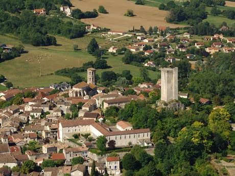 Bourg de Montcuq