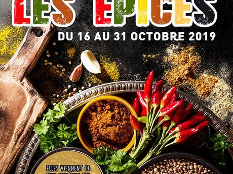 """Exposition """"Les épices"""""""