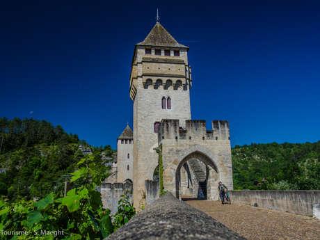 Boucle itinérante - Sur les pas de Saint-Jacques en Quercy Blanc