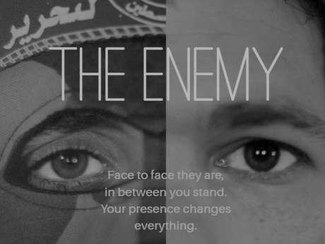 RENCONTRE-DÉBAT avec Karim Ben Khelifa autour du projet The Enemy
