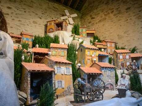 Le Village provençal et sa crèche