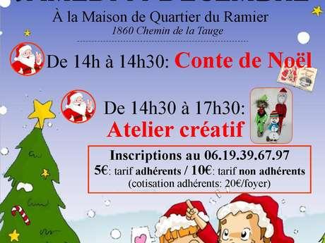 Fiesta de navidad Mieux Vivre au Ramier