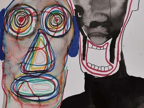 Thierry Garin exhibition