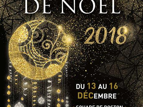 Marché de Noël de Laval 2018