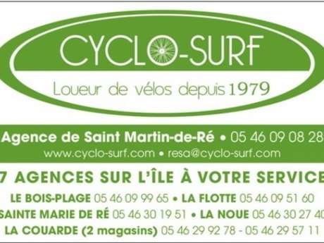 CYCLO SURF A SAINT-MARTIN
