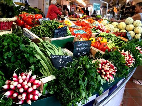 Market of Saint-Martin de Ré