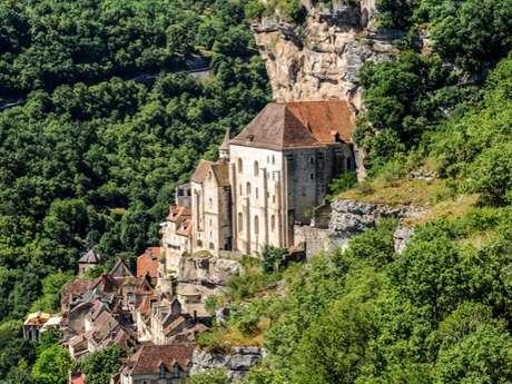De la Bouriane à Rocamadour - 6 jours à cheval