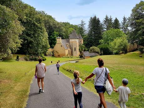 Boucle Terra Aventura de Saint-Crépin-Carlucet