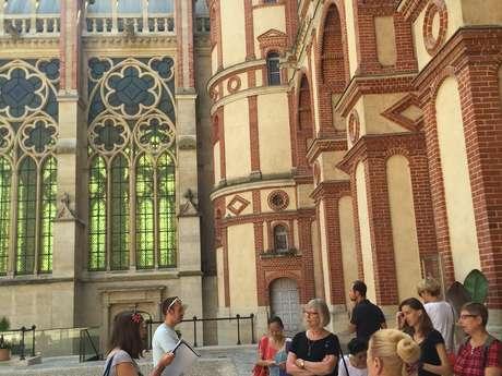 Visites guidées de Saint-Germain-en-Laye, destination des rois
