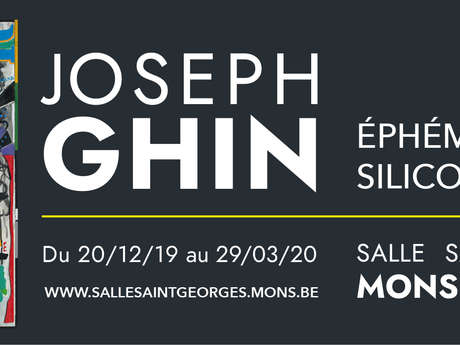 Éphémérides v : Silicose Valley Joseph Ghin