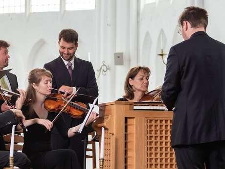 Festival Musical du Hainaut - Ensemble Bacchus