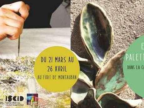 """""""Palette(s) du jardin"""" exhibition"""