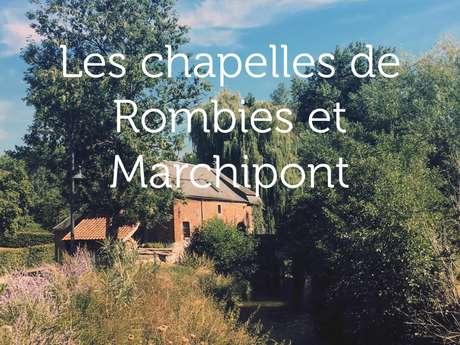 Les chapelles de Rombies-et-Marchipont