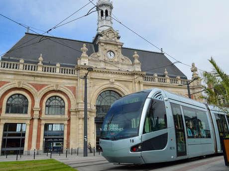 Excursion en tramway