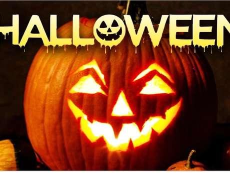 Marche Halloween et soirée ambiancee