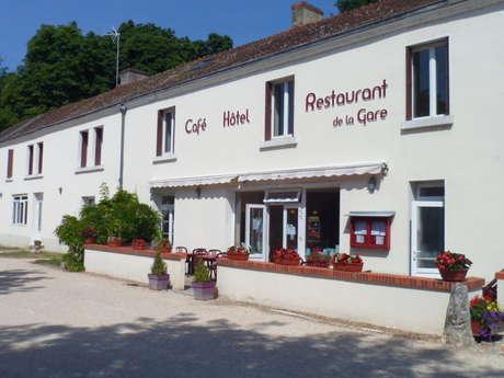 Café Hôtel Restaurant de la Gare