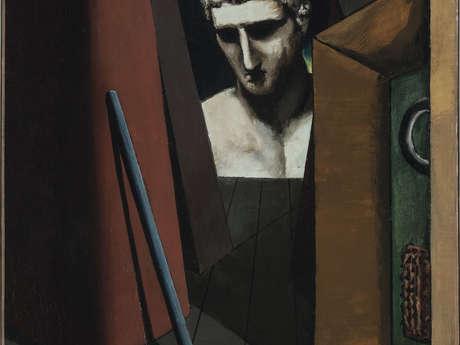 Nocturnes Giorgio De Chirico. Aux origines du surréalisme belge Magritte - Delvaux - Graverol