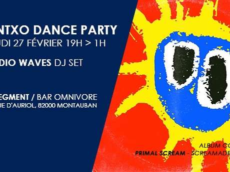 Pintxo dance party