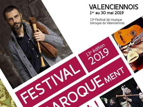 """13ème Festival """"Embaroquement immédiat"""""""