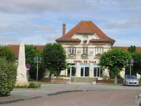 Mairie Les Noës-Près-Troyes