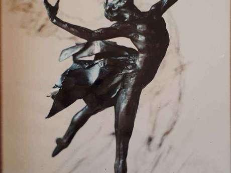 """Exposition / """"Autour du ballet : Dessins et sculptures de Damien Hermellin"""""""