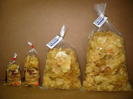 Chips Blanc