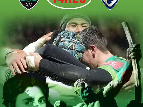 Match de rugby USM - Colomiers