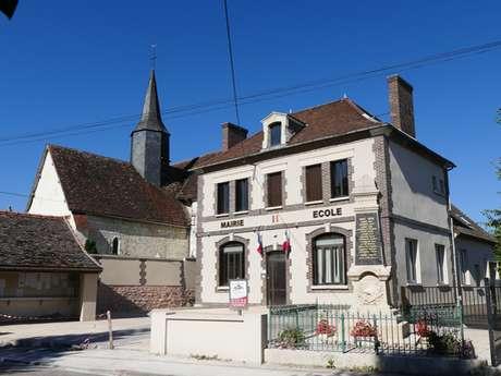 Mairie du Pavillon-Sainte-Julie