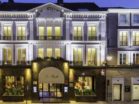Best Western Premier Hôtel de La Poste & Spa