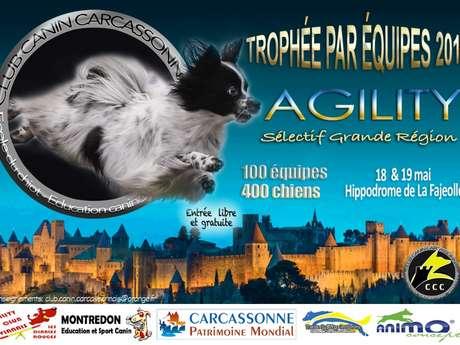 CLUB CANIN - TROPHEE AGILITY