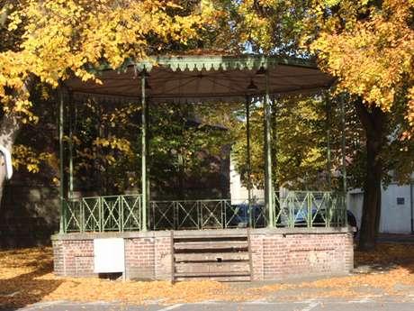 De Open Monumentendagen - De kiosk van Hautrage