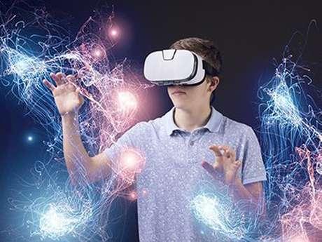 MAGIE DE NOEL :  Réalité Virtuelle