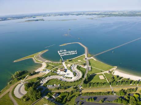Entre lac et rivière - 12 km