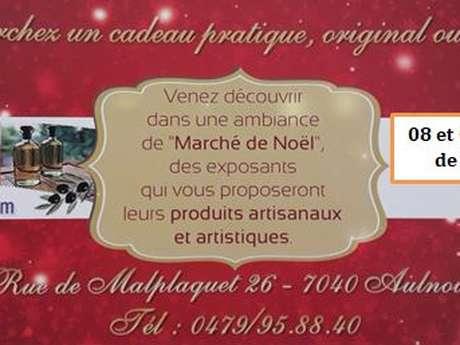 Marché de Noël - Aulnois