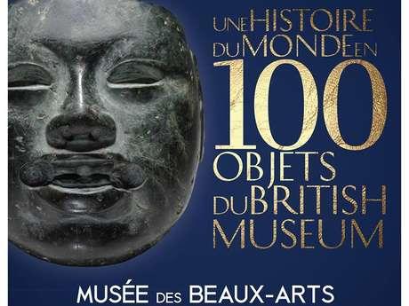 """""""Une Histoire du monde en 100 Objets"""" - Visite Guidée de l'Office"""