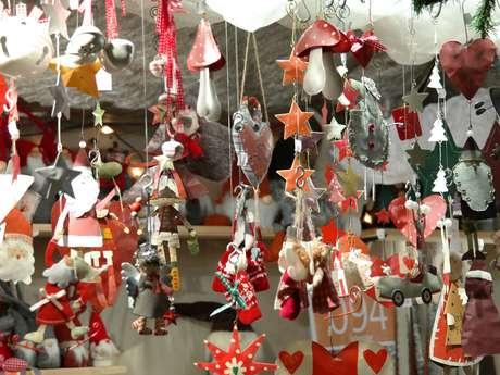 Marchés de Noël en Mayenne