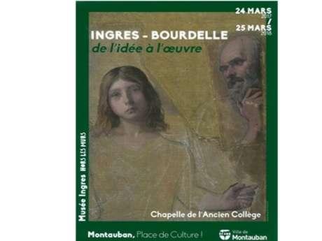 De l'idée à l'oeuvre : Ingres et Bourdelle