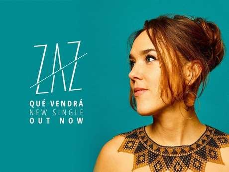 Zaz concert France Bleu Occitanie