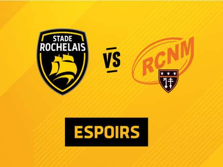 Espoirs - SR/RCNM (J2)