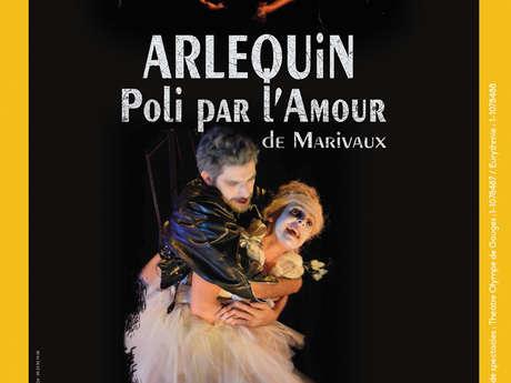 Arlequin poli par l'amour - theater