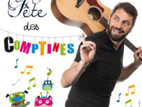 Spectacle musical : Rémi chante la fête des comptines de Noël