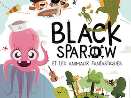 Las aventuras de Black Sparow