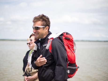Stéphane GUENO - Guide la Baie