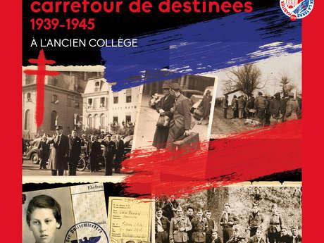 """Exposition """"Montauban, carrefour de destinées 1939-1945"""""""